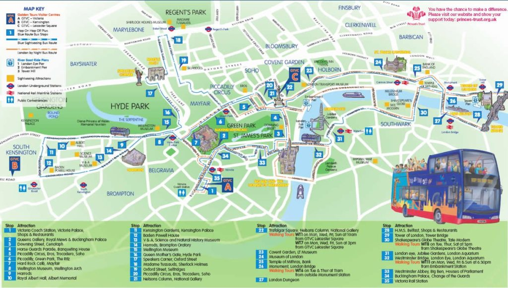 Maps of Regions of Scotland and its Main Cities Glasgow and Edinburgh – Tourist Map Glasgow